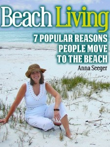 beach living book